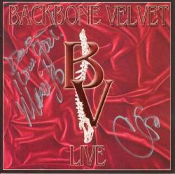Backbone Velvet - Live