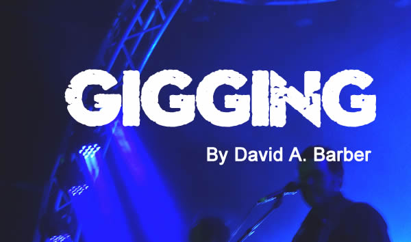 gigging book by david a barber