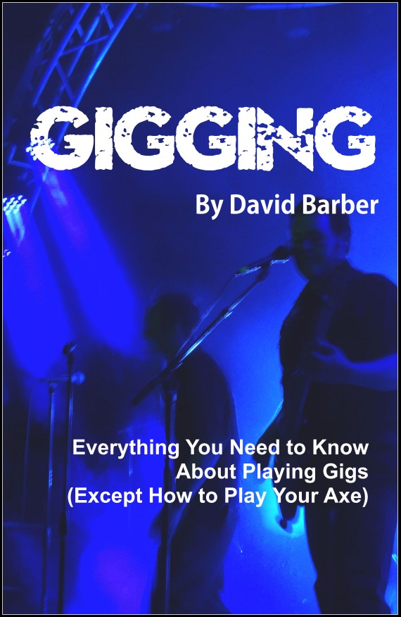 gigging book cover