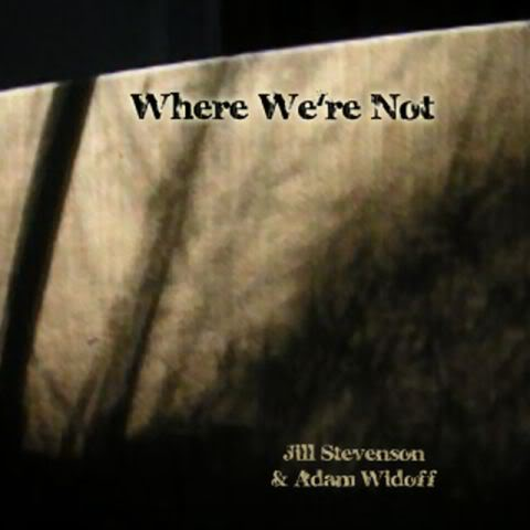 Where We're Not , Jill Stevenson & Adam Widoff
