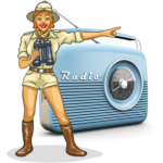 radio programming - the tour guide theory