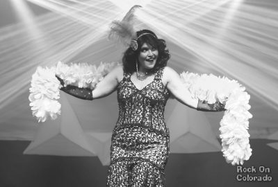 Honey Touche's Twist and Tease Burlesque at Your Mom's House