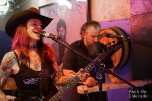 Ryan Chrys & the Roughcuts at Lincoln's Roadhouse