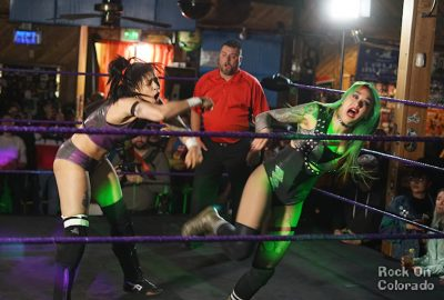 Respect Women's Wrestling at Herman's Hideaway
