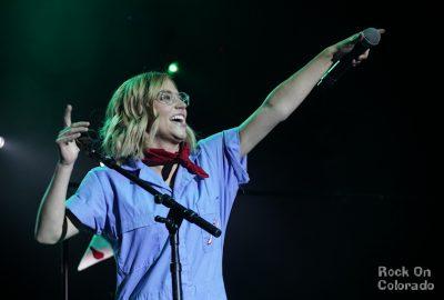 Josie Dunne at Fillmore Auditorium