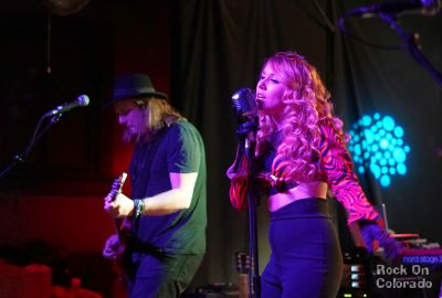 Haley Reinhart at Globe Hall