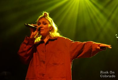 Clara Mae at Bluebird Theater