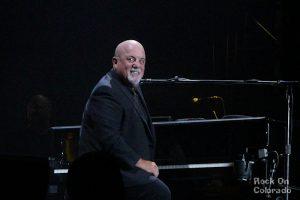 Billy Joel at Coors Field