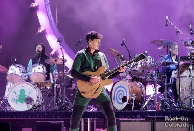 Vampire Weekend at Red Rocks Amphitheatre