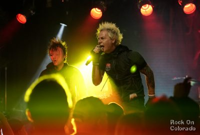 Powerman 5000 at Herman's Hideaway