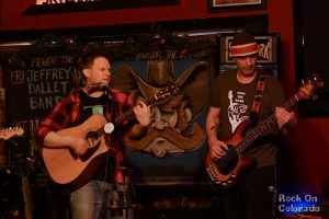 Jeffrey Dallet Band at the Skylark Lounge
