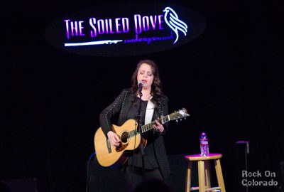 Mindy Smith at the Soiled Dove Underground