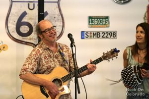 Rob Roper at the Filling Station