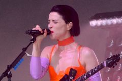 St. Vincent at Grandoozy Festival